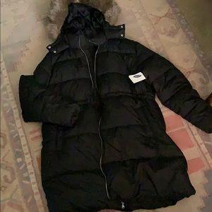 Old Navy Puffy Maternity Jacket